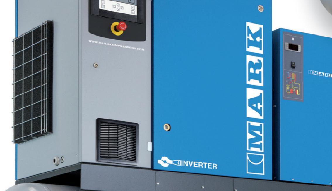 Винтовые компрессоры Mark RMA IVR / RMB IVR